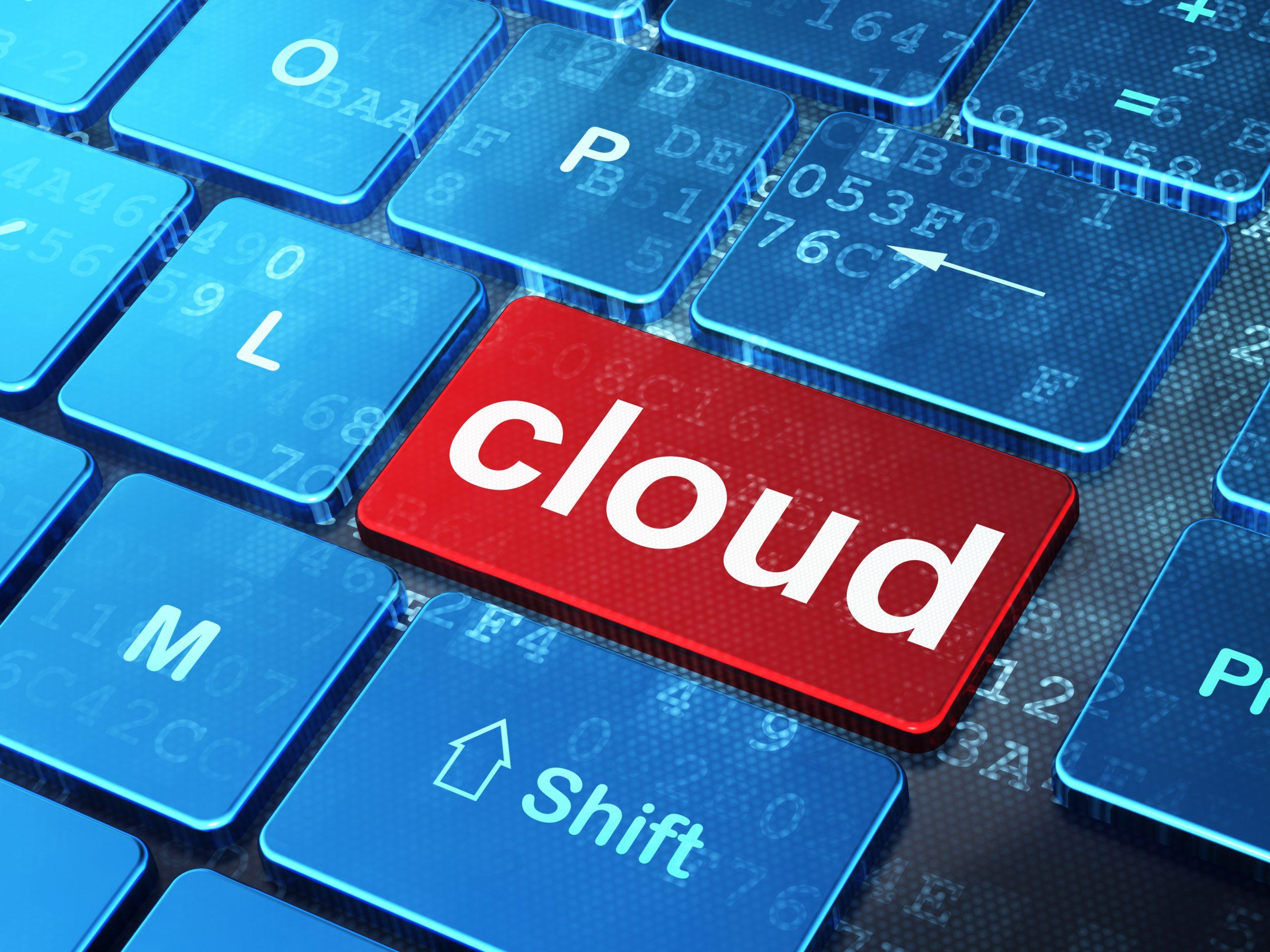 Distributie van cloud services